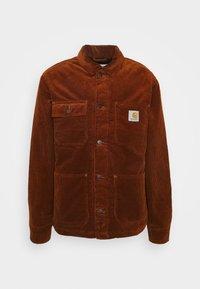 MICHIGAN COAT - Light jacket - brandy