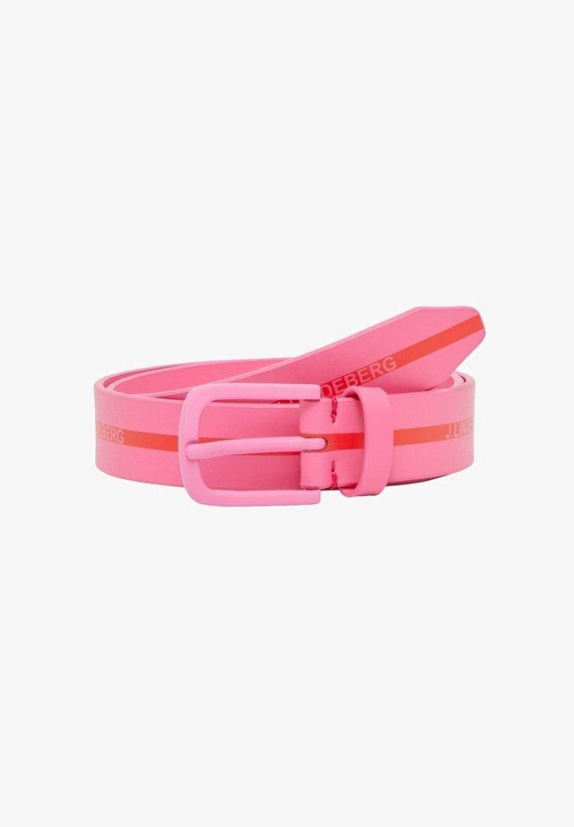 AMANDA - Pasek - pop pink