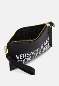 Versace Jeans Couture - MEDIUM POUCHMACROLOGO - Clutch - nero - 2