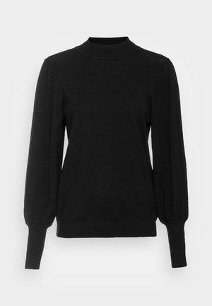 SC-DOLLIE 666 - Stickad tröja - black