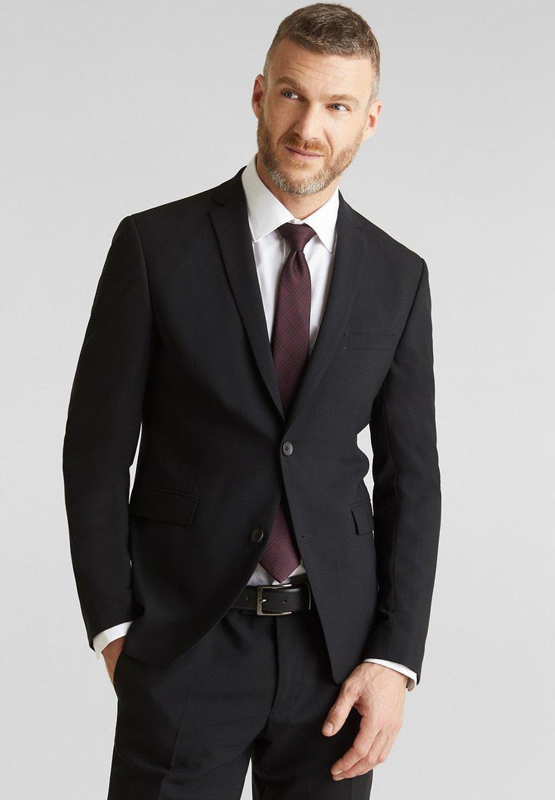 Esprit Collection - ACTIVE  - Suit jacket - black