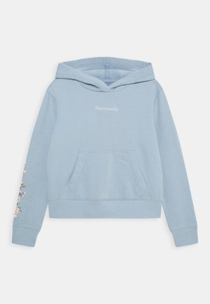 EMBROIDERY - Sweatshirt - blue