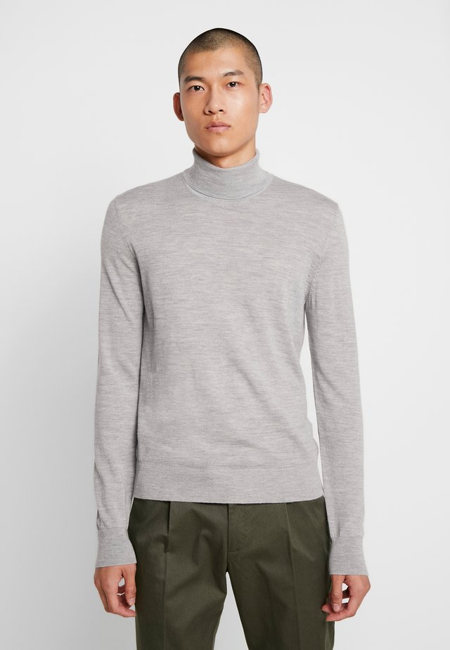 FLEMMING TURTLE NECK - Pullover - grey