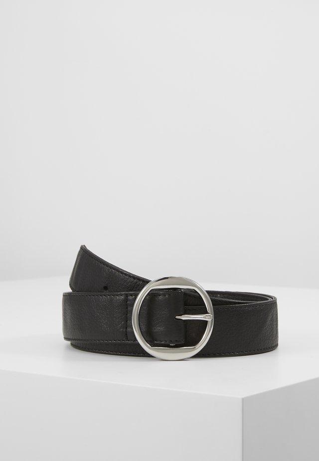OBJLOUISE BELT - Belt - black