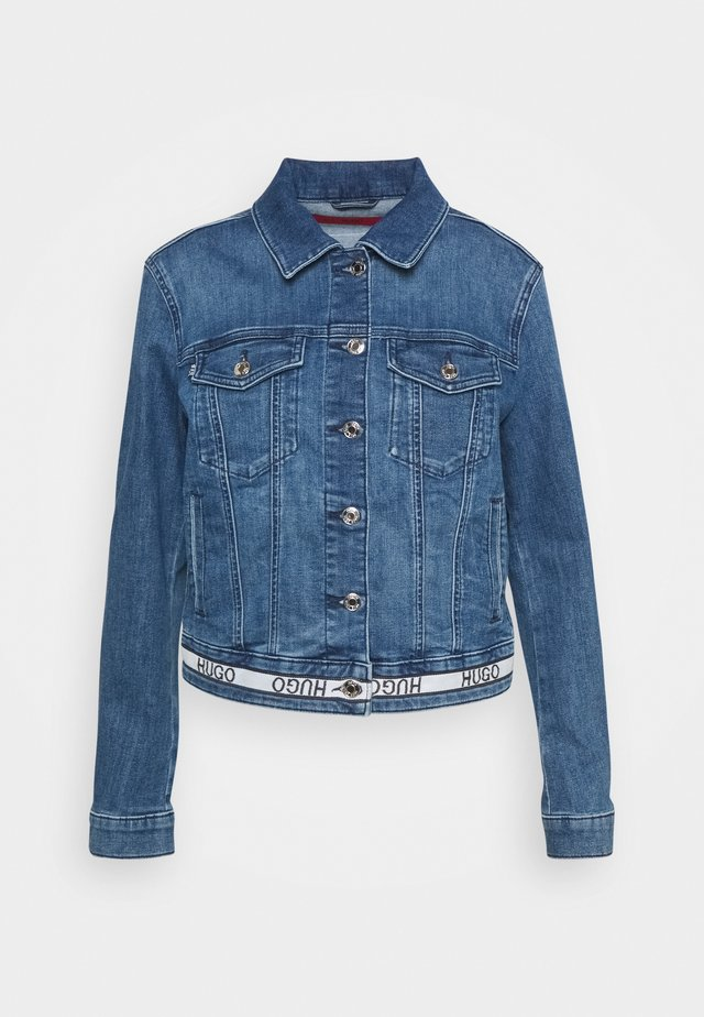ALEX - Veste en jean - bright blue