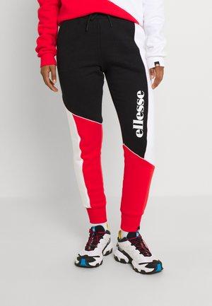 ARGENTEA - Teplákové kalhoty - multi