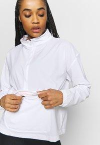 Nike Performance - Training jacket - white - 4