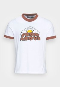 Jaded London - FROM ABOVE RINGER - T-shirts med print - multi - 3