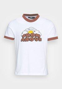 FROM ABOVE RINGER - Print T-shirt - multi