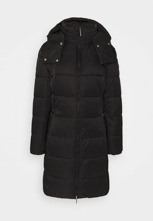 FLEURIS - Winter coat - black