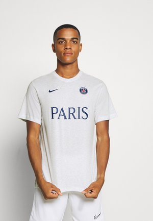 PARIS ST GERMAIN DRY TEE CORE MATCH - Club wear - birch heather