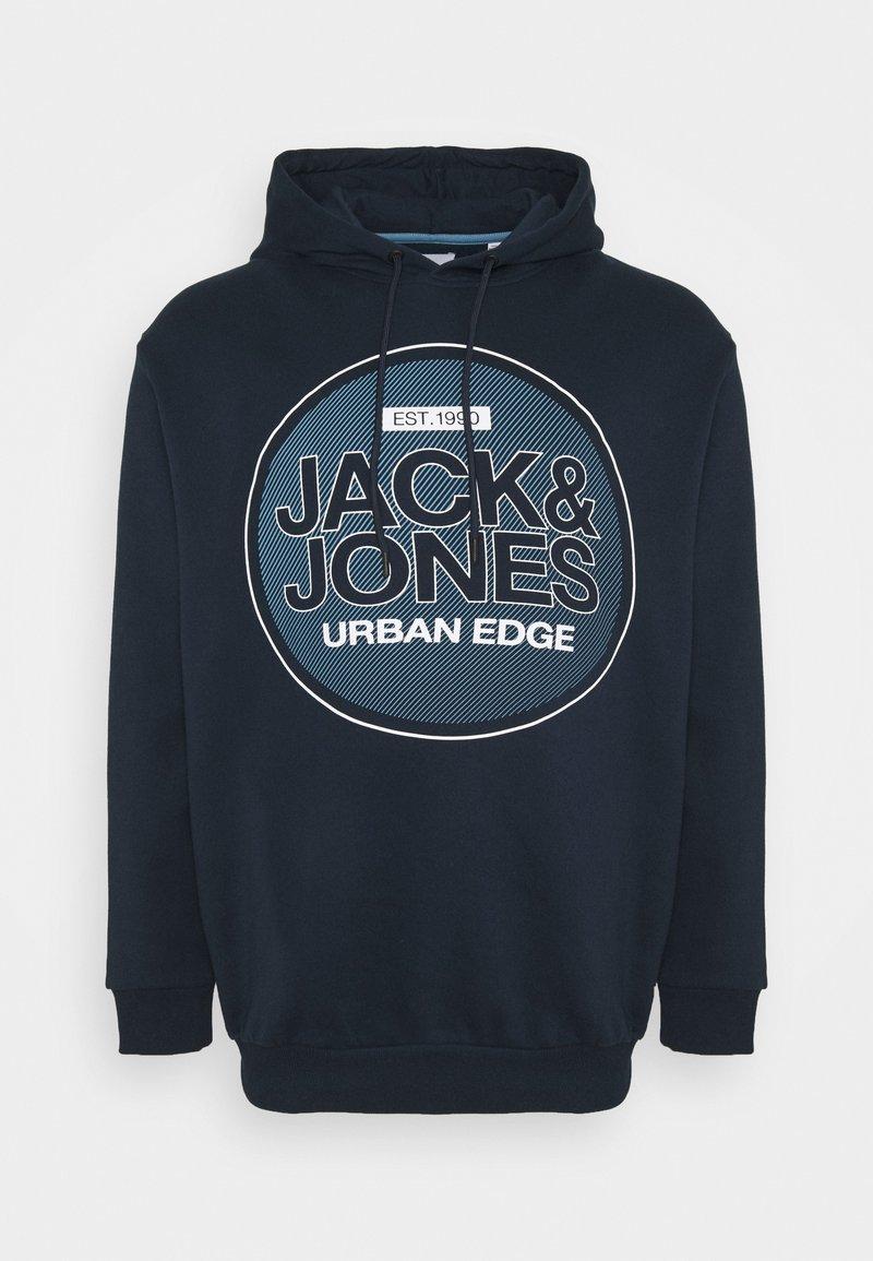 Jack & Jones - JCOBOOSTER - Hoodie - navy blazer