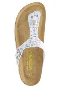 AHORNZWEIG - T-bar sandals - mehrfarbig - 3
