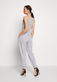 Missguided - SIGNATURE BASIC - Joggebukse - grey - 2
