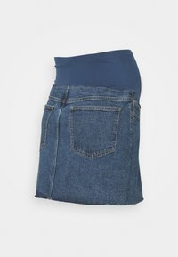 Cotton On - MATERNITY CLASSIC STRETCH SKIRT - Spódnica jeansowa - coogee blue - 1