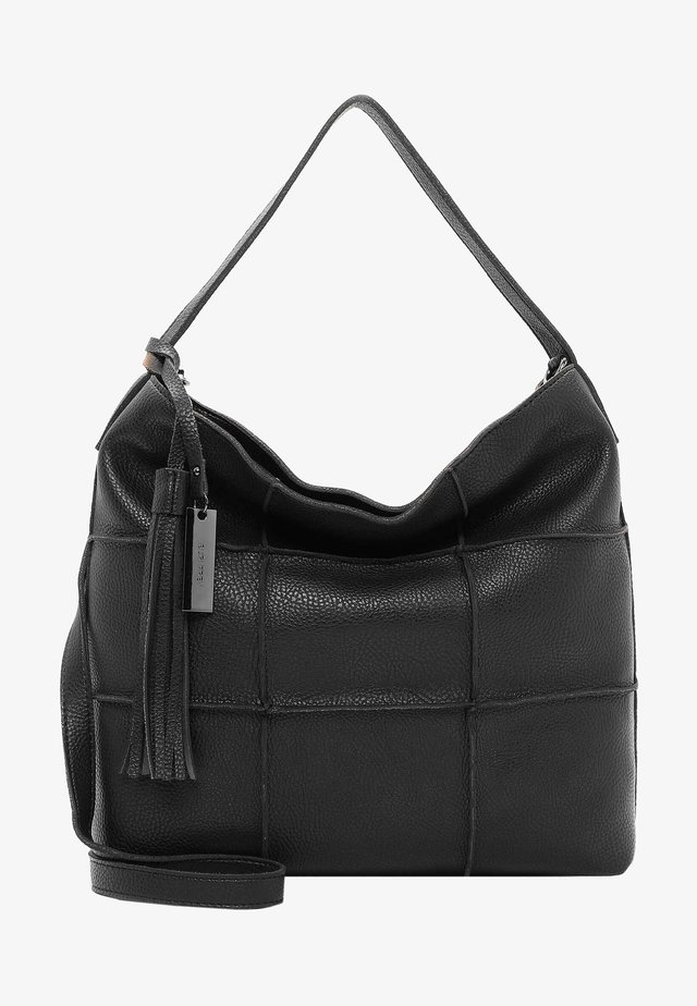 BEUTEL AMEY - Tote bag - black 100