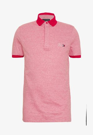 TOMMY X MERCEDES-BENZ - Polo - red