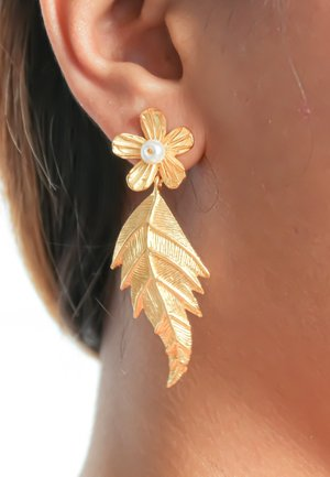ASOPALAV - Earrings - gold