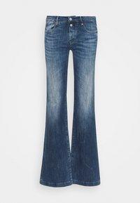 Le Temps Des Cerises - Flared Jeans - blue - 3