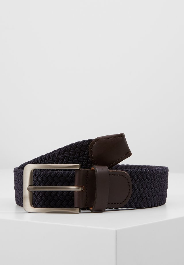 TILLÉ BELT - Cinturón - dark navy