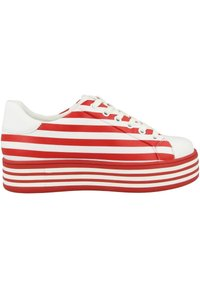 Gerry Weber - Sneakers laag - white red - 4
