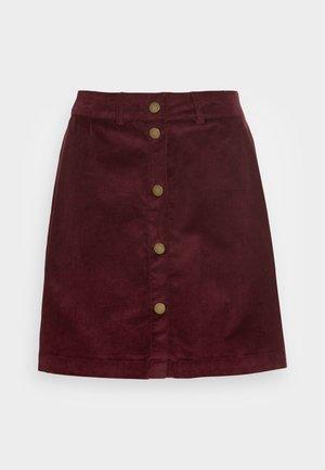 VMRINE SHORT SKIRT - Mini skirt - port royale