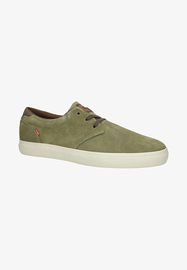 WINSLOW - Trainers - olive/antique