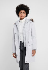 Barbour - MAST - Parka - ice white - 0