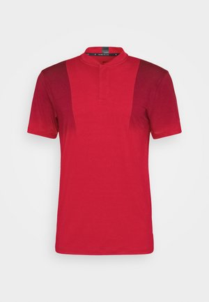 TIGER WOODS DRY BLADE - Print T-shirt - gym red/team red