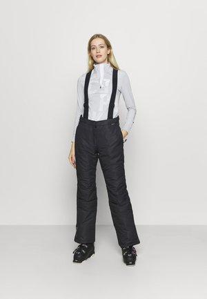 FIDELITY - Zimní kalhoty - black
