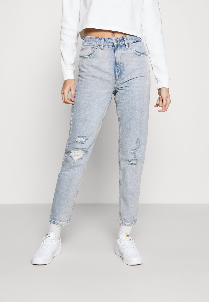 BDG Urban Outfitters - DESTROY MOM  - Relaxed fit jeans - mid vintage