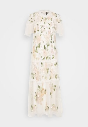 ROSIE ANKLE GOWN - Iltapuku - champagne