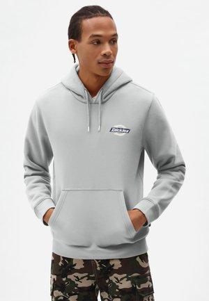 RUSTON HOODIE - Sweatshirt - grey melange