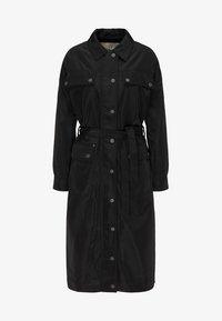 DreiMaster - Płaszcz wełniany /Płaszcz klasyczny - black - 4