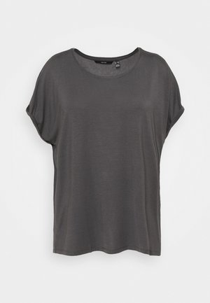 VMAVA PLAIN - Basic T-shirt - asphalt