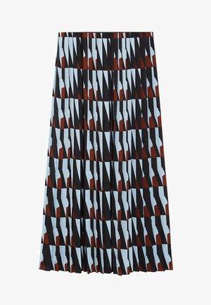 FULL - A-line skirt - himmelblau