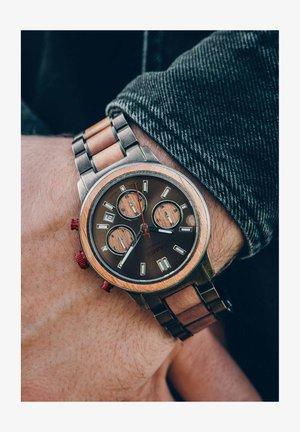 Cronografo - bronze braun