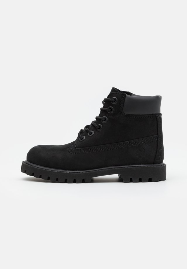 PREMIUM UNISEX - Lace-up ankle boots - black
