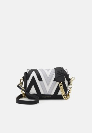 ANTEA - Handbag - nero/multicolor