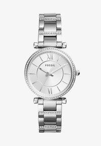 Fossil - CARLIE - Horloge - silver-coloured - 1