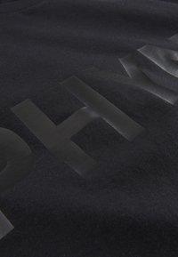 Phyne - THE STATEMENT PHYNE - T-shirt imprimé - black - 5