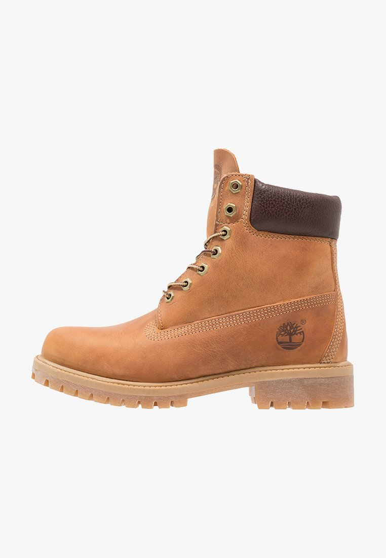 Timberland - HERITAGE 6 IN PREMIUM - Lace-up ankle boots - burnt orange