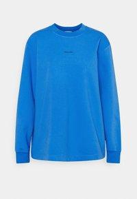 LURING PRINT - Long sleeved top - blue