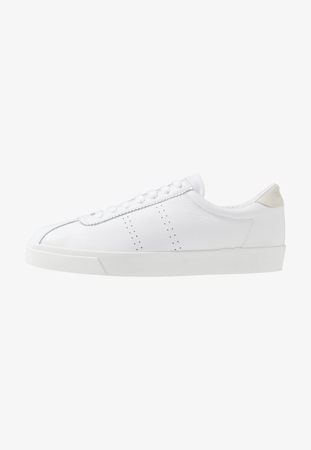 2843 COMFLEAU - Sneakers laag - full white