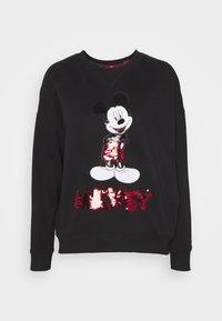 s.Oliver - Sweatshirt - black plac - 0