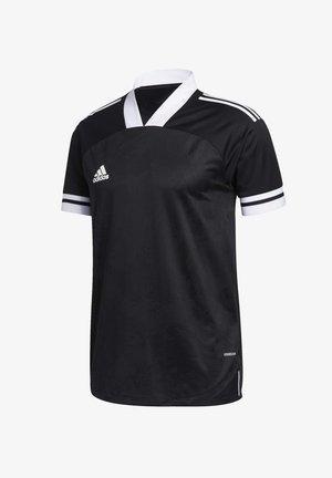 CONDIVO 20 PRIMEGREEN JERSEY - Print T-shirt - black