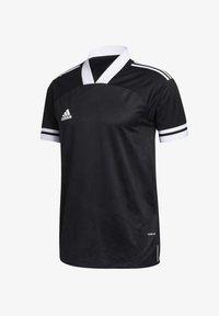 adidas Performance - CONDIVO 20 JERSEY - Print T-shirt - black - 7