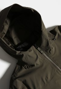 The North Face - W MOUNTAIN LIGHT FL TRICLIMATE JACKET - Kurtka do biegania - new taupe green/tnf black - 6