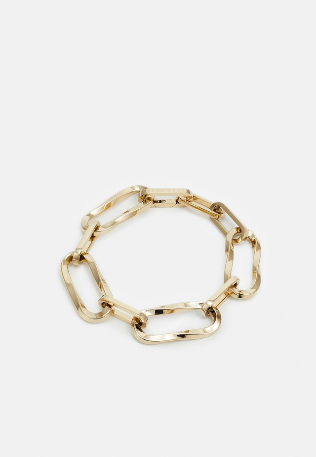 SIGNATURE CHAIN - Armbånd - gold-coloured