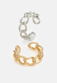 Pieces - PCNULA 3 PACK - Ringe - gold-coloured - 2